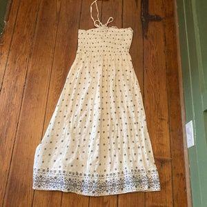 Old Navy Tie Around Neck Summer Breezy Dress